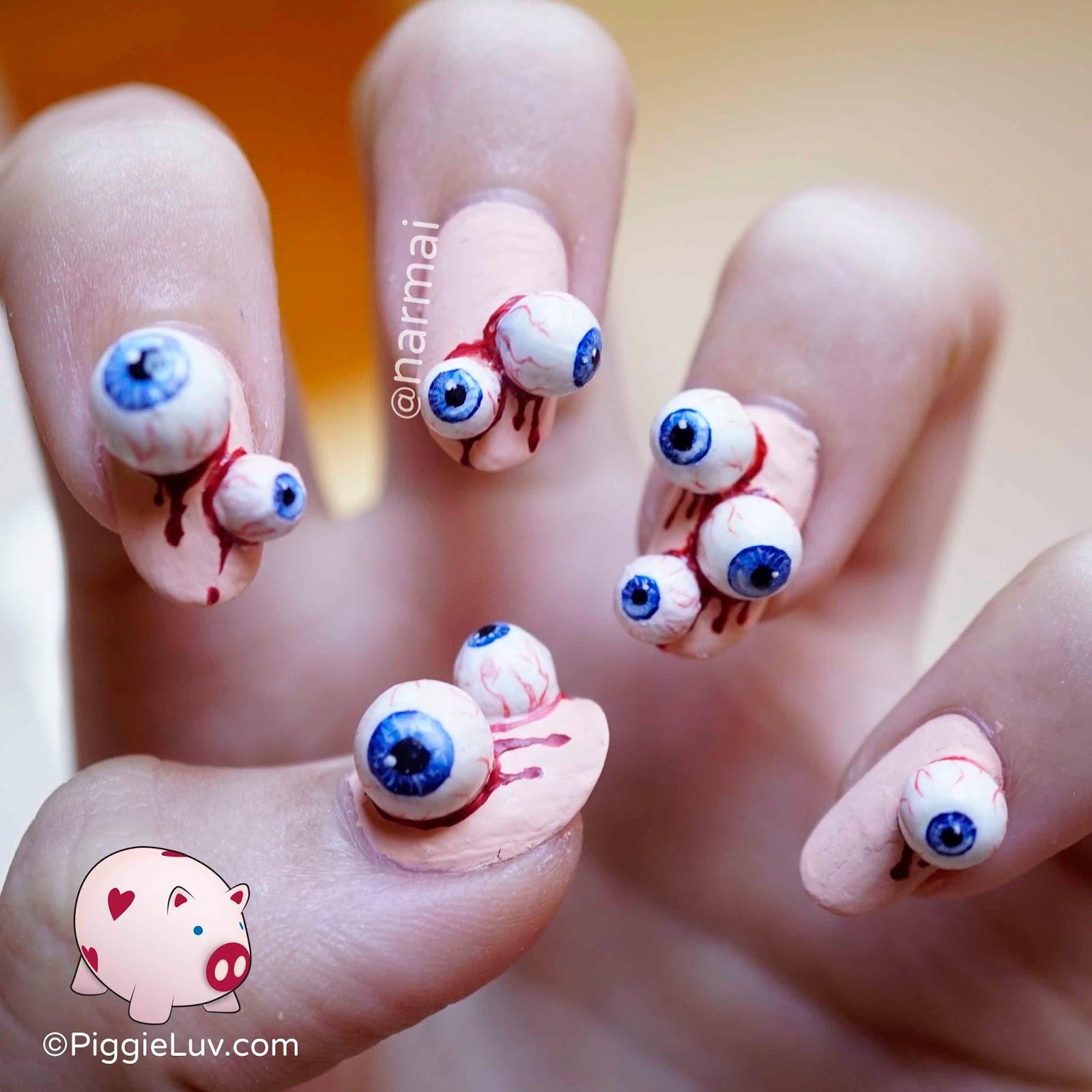 PiggieLuv: Nail art gallery
