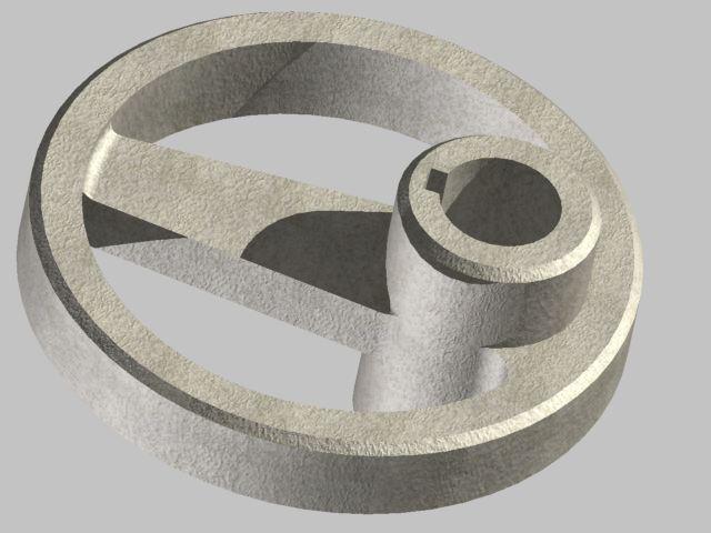 Figura realizada en Inventor