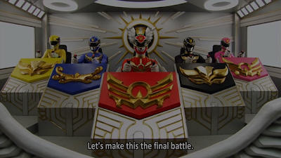 The Return of Tensou Sentai Goseiger