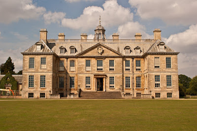 Front view of Belton House © regencyhistory.net
