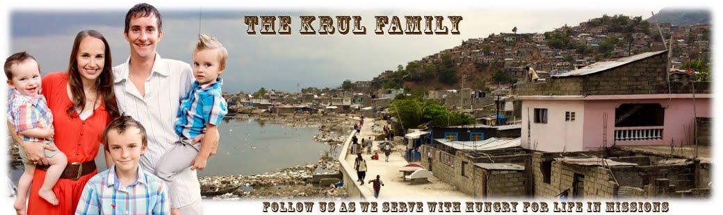 The Krul Family
