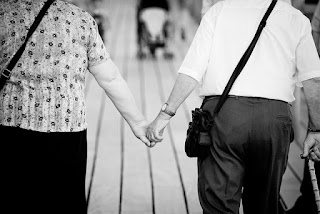 True love lasts up to the end of life