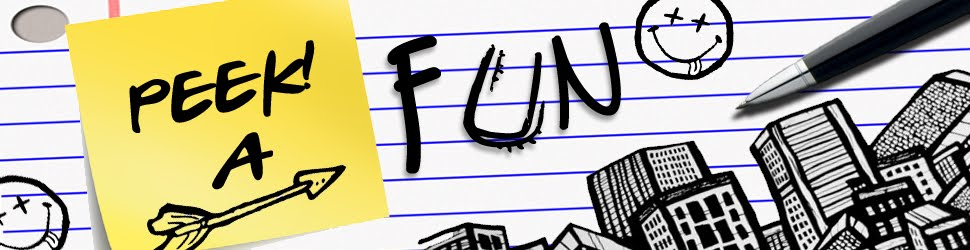 Peek a Fun! :)