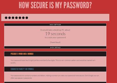 الباسورد , password