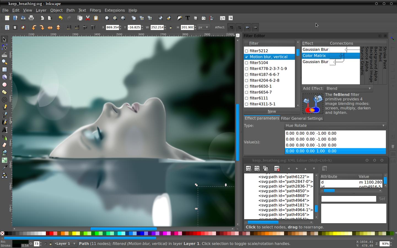 Mubz Companion Inkscape Open Source Freeware