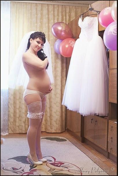 Голые невесты на утро фото 367-897