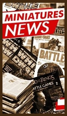 Miniatures News