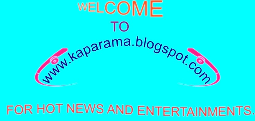Kaparamaz The Blog