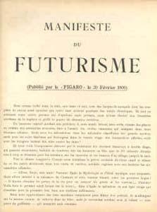 imagen futurismo
