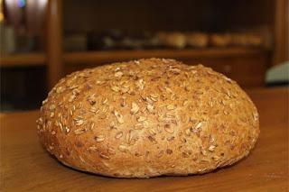 Pan de Avena con Pasas