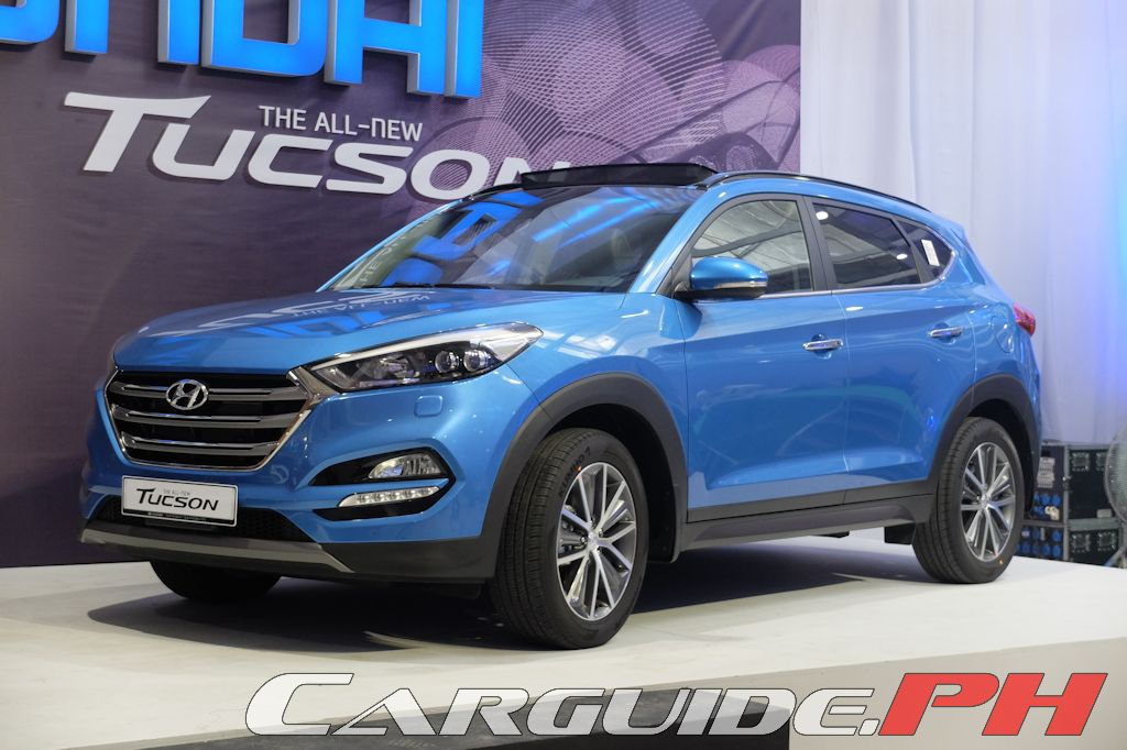 hyundai philippines aims to return to compact crossover form with all new tucson w specs. Black Bedroom Furniture Sets. Home Design Ideas