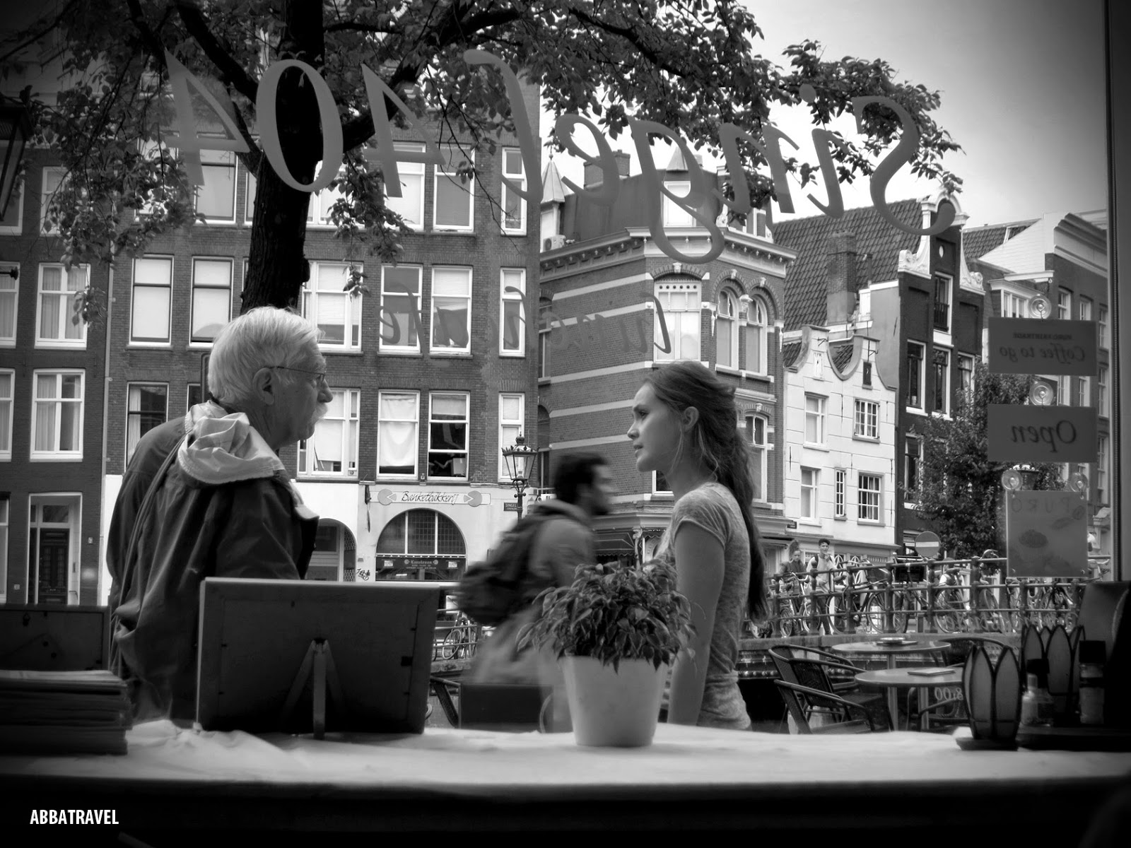 lunch singel amsterdam