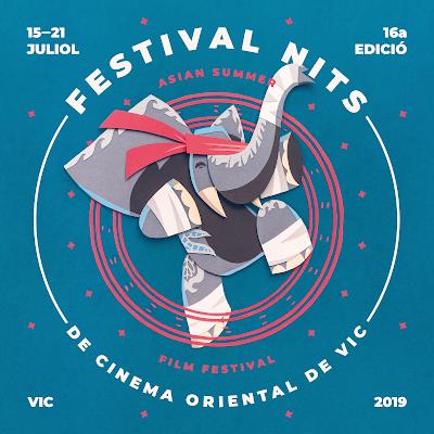 Nits de Cinema Oriental 2019