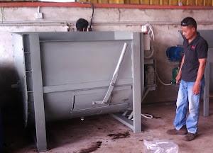 Mixer 200 kg Habuk Kering
