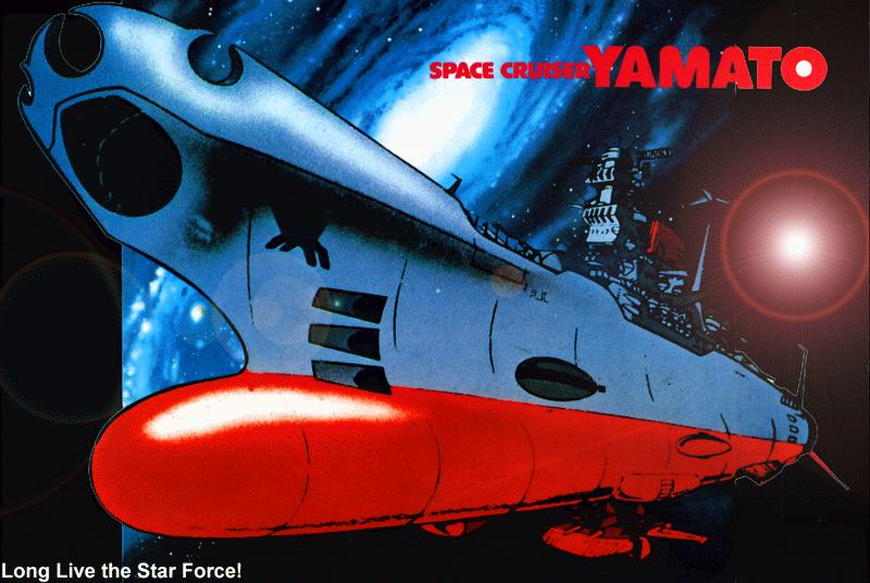Maximum Rock & Role Playing: Star Blazers Fleet Battle System