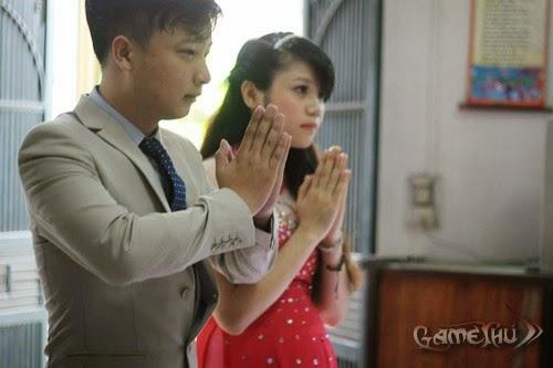 Yugi cưới vợ