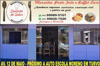 Restaurante e Marmitaria Cantinho do Sabor