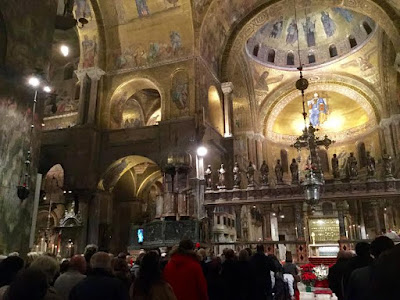 Midnight Mass in Venice