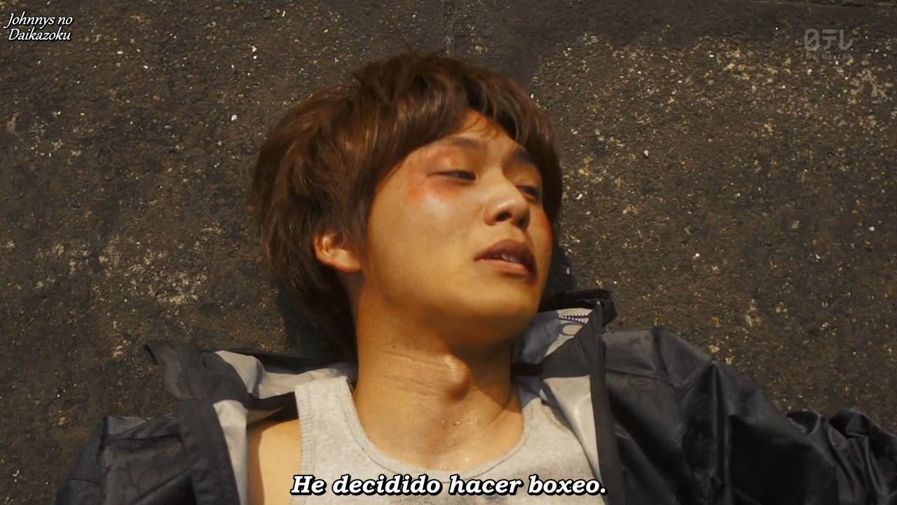 Johnnys No Daikazoku Dorama Bad Boys J Episodio Subs Espa Ol