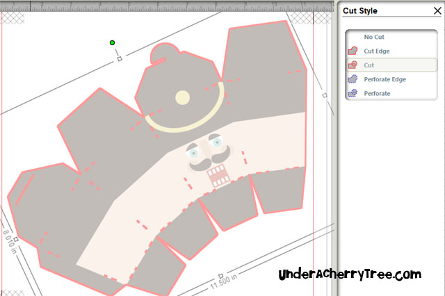 how to make a dashed line visible on autocad