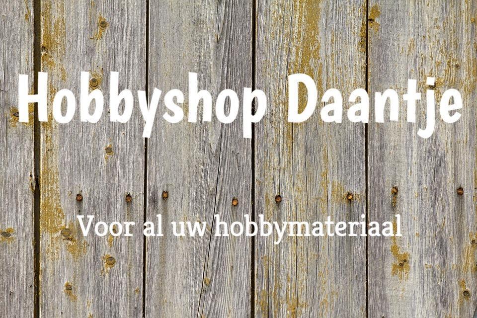 hobbyshop Daantje