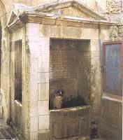 Eski Camii Çeşmesi