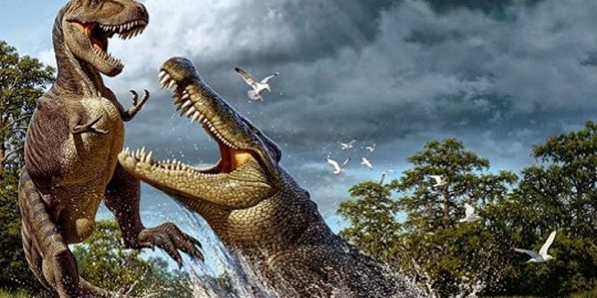 Hewan Buas Purba Yang Punah Akibat Evolusi