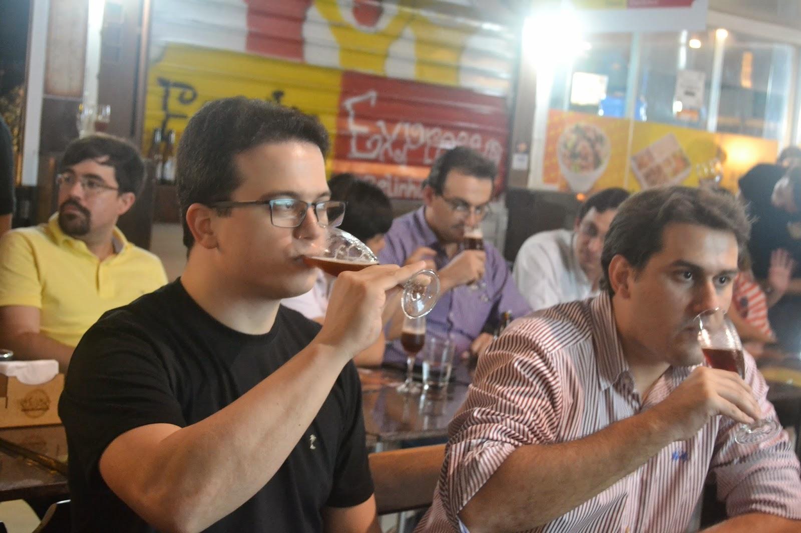 Cerveja delirium red