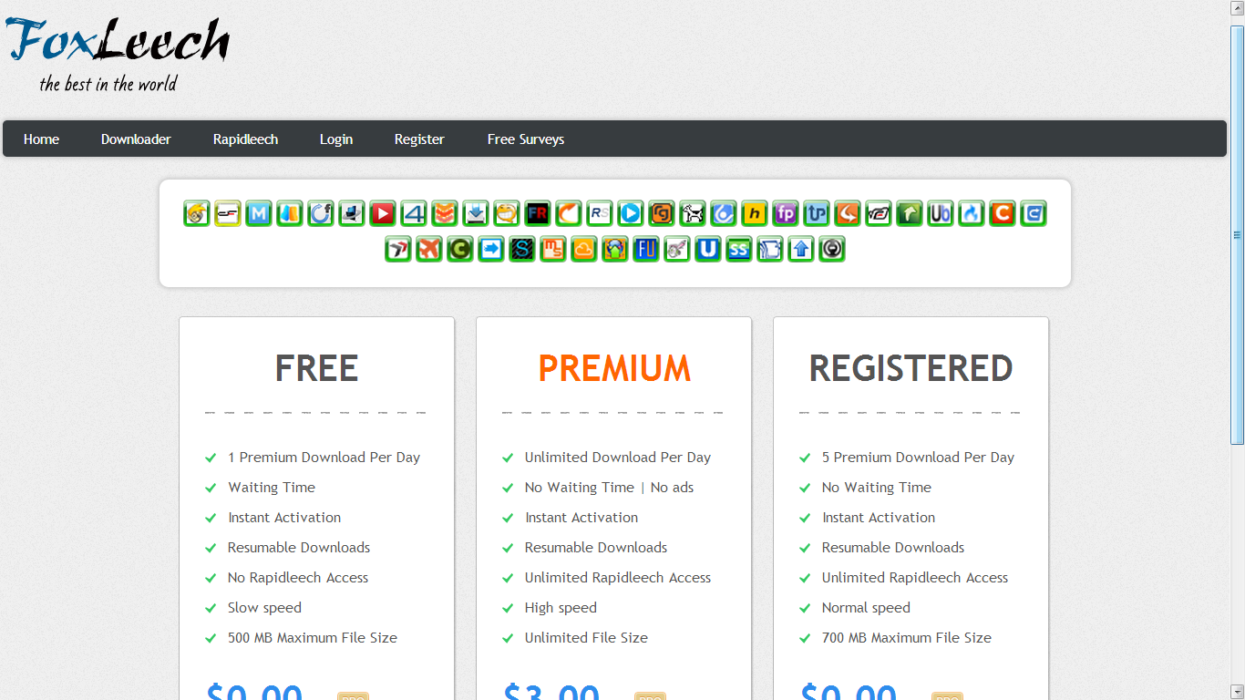 How To Generate Rapidshare Premium Link Rapidshare Premium Link