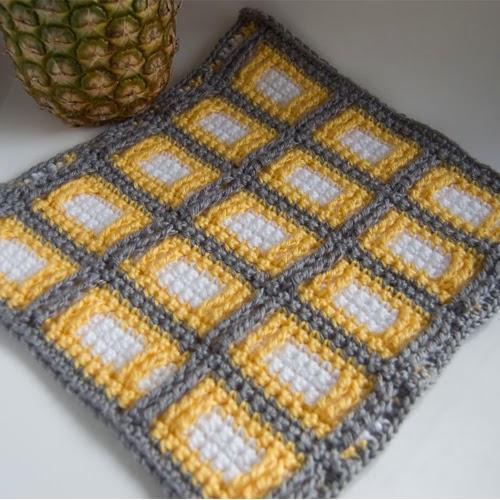 Squares Squared: 12″ Block & Custom Blanket