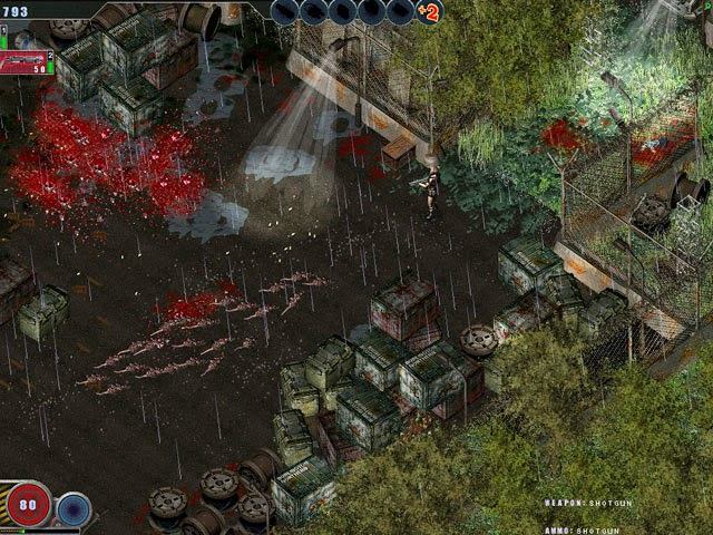 لعبة Zombie Shooter