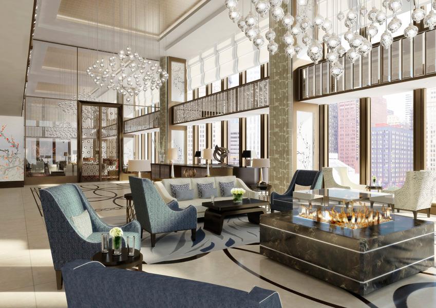 rendering courtesy langham hotels