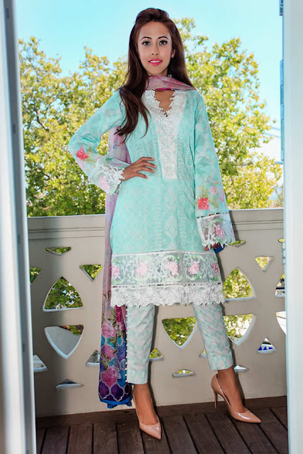 Farahat Talib Aziz Mid Summer Collection