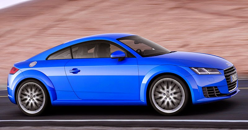 El nuevo Audi TT