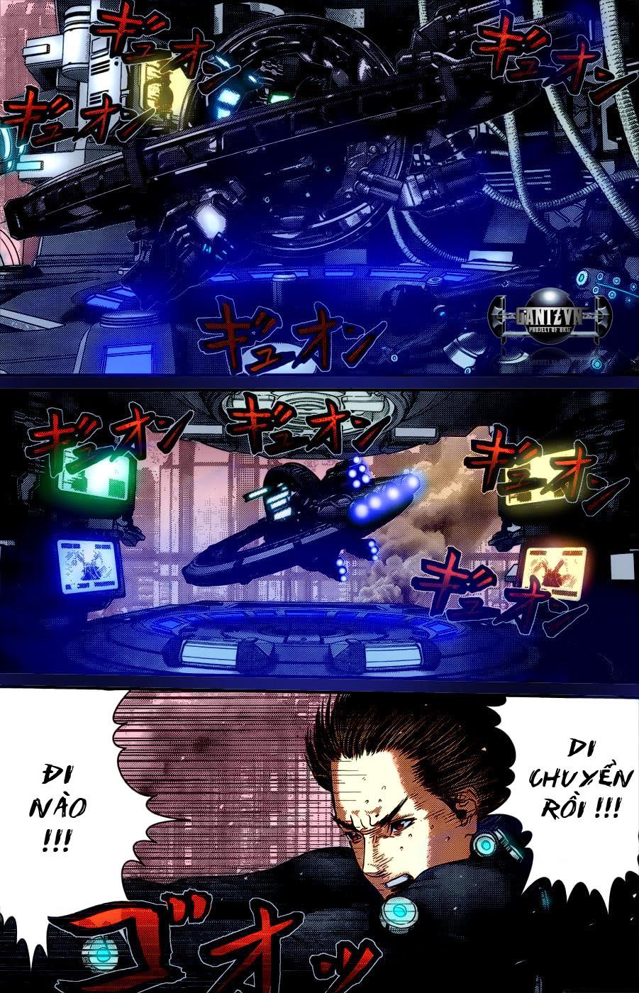 Gantz chap 362 Trang 20 - Mangak.info