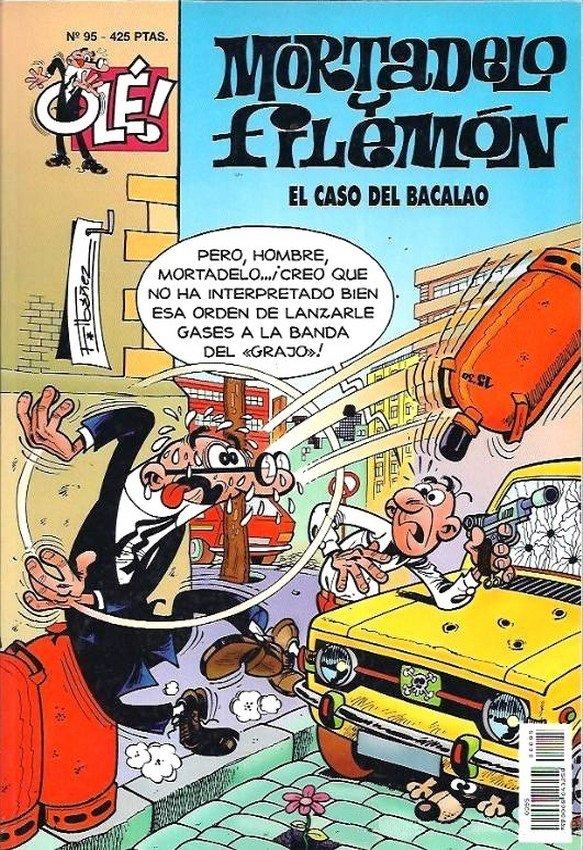 _TOP_ Tebeos Mortadelo Y Filemon Cbr 1