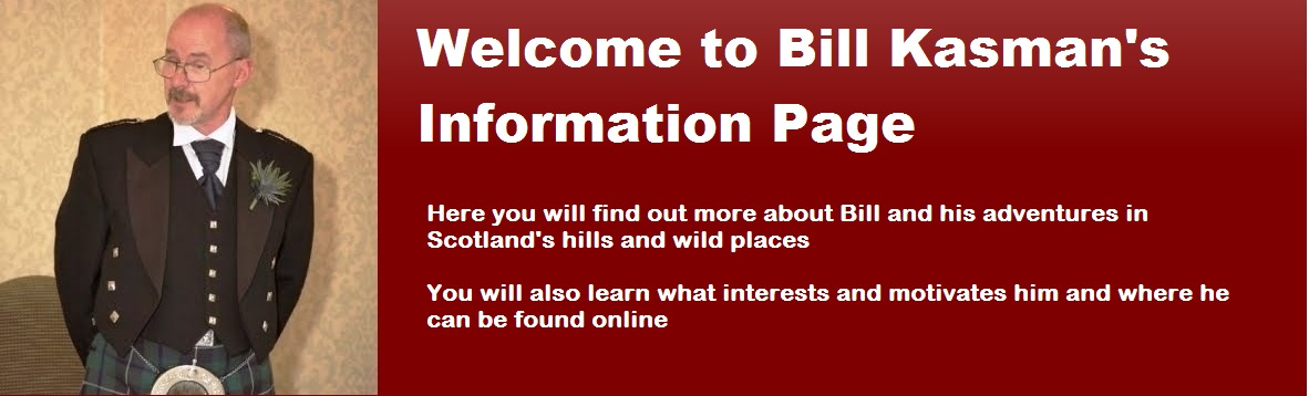 Bill Kasman information page