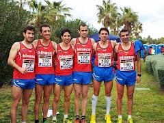 4º Nacional de Cross por equipos