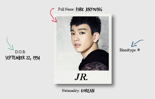 jr got7 profil