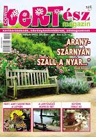 Megjelent a Kertész magazin nyári száma