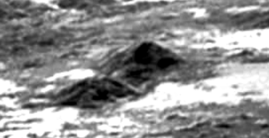 Giant Pyramid Structures Discovered On Pluto 2015, UFO Sightings