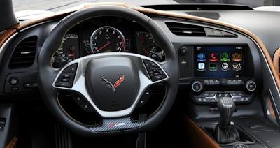 2016 Chevrolet Corvette Z06 Design and Release Date