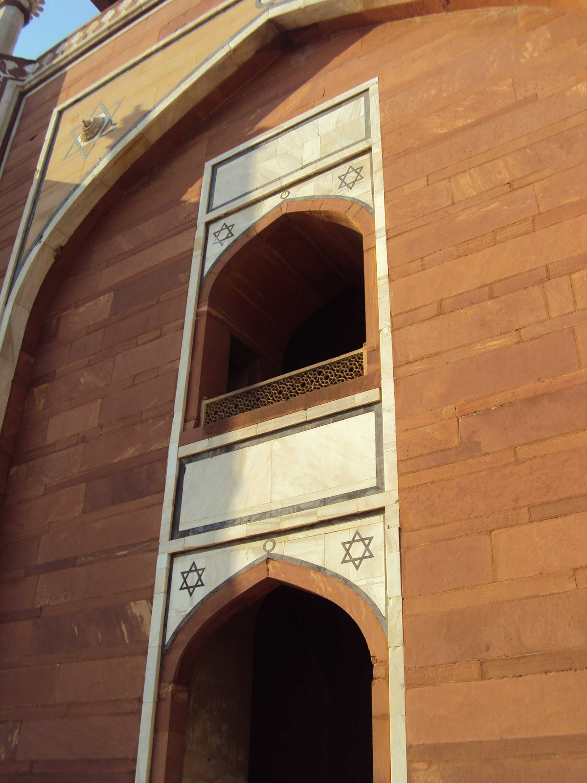 Architecture student 39 s corner humayun 39 s tomb delhi for Best architecture companies in india