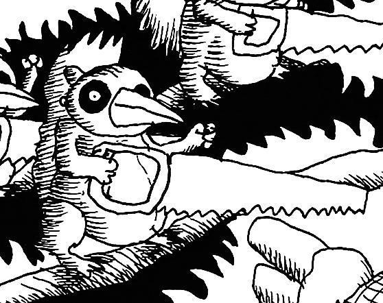 Line Drawing Penguin : Ambient zero comic book blog: august 2012