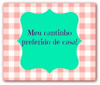 Imagem vintage de placa do Meu cantinho preferido de casa!