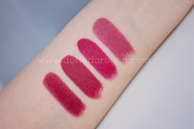 Nabla Beverly swatch