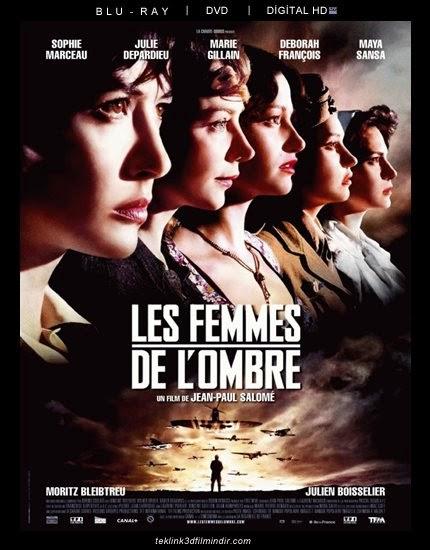 Tehlikeli Kadınlar - Les femmes de l'ombre (2008) Film Afis