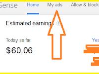 Cara Membuat Kode Iklan Adsense Google