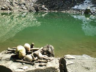 Danau tengkorak Roopkund
