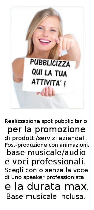 PUBBLICIZZATI